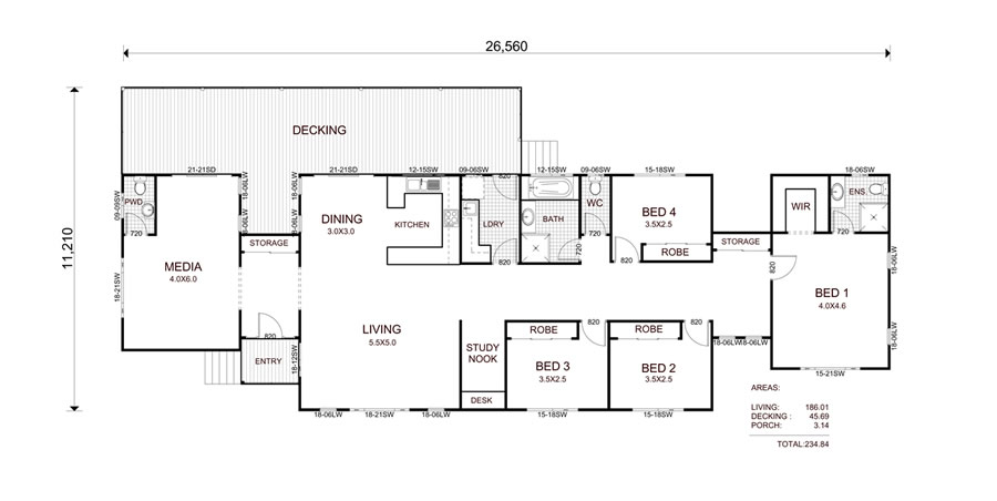 House plans queenslander style home design and style for Queenslander floor plans